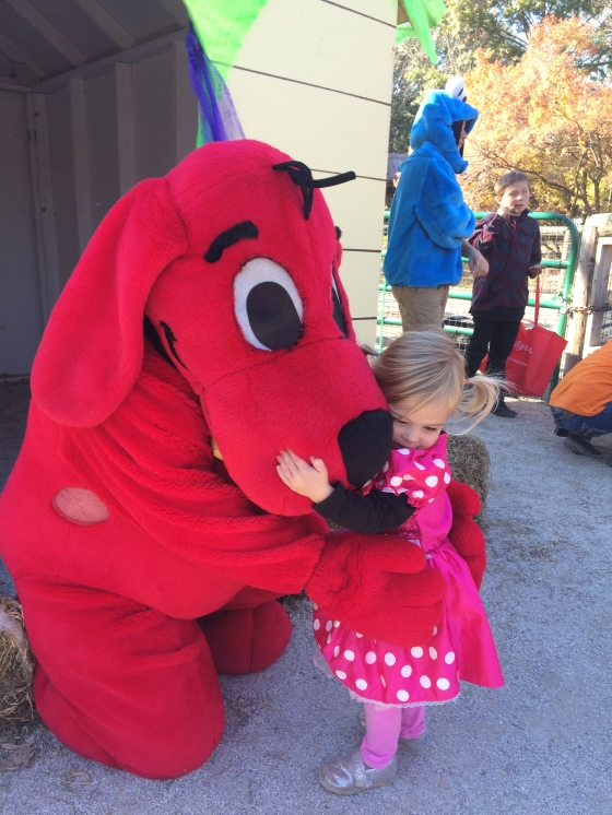 hugs for clifford