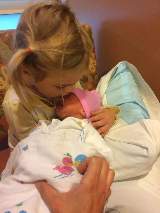 <3 her new cousins